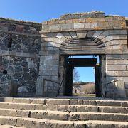 世界遺産 Kings Gate は一番奥