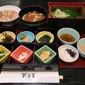 写真:せいろ料理 葵茶屋