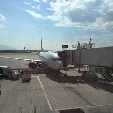 ソルトレイクシティ国際空港 (SLC)