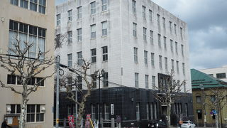 旧高島町役場庁舎 (小樽高島診療所)