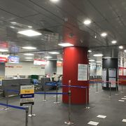 ソウル駅 地下2階にある。