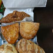 メゾンカイザーのパンはやはり美味しい
