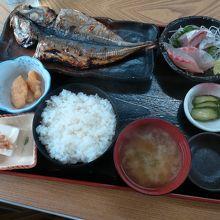 美味しい魚料理と思いやりのある女将さんのお店