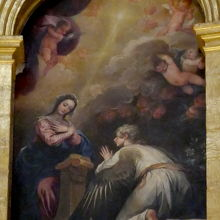 Alonso Cano 化身 1601-1667