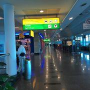 カイロ国際空港エジプト国内線搭乗ゲートに行く途中にあります。