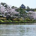 水の都・松江らしい景色を楽しめます♪