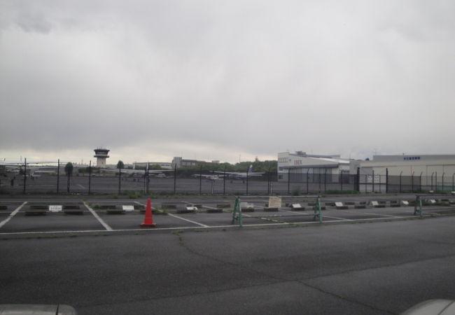 伊豆大島・新島 方面の空の玄関