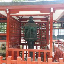 二荒山神社 化燈籠