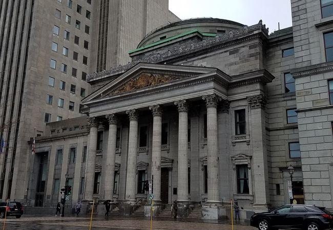モントリオール銀行博物館