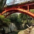 写真:ゴルフ橋