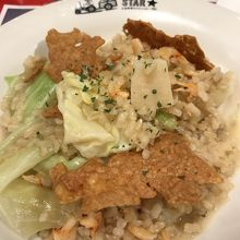 お米料理 リゾット☆スター