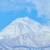 晴天だったのも あったのか 素晴らしい羅臼岳が 見れました!!