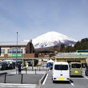 富士山の眺望も素晴らしい