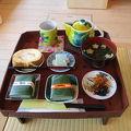 写真:豆皿茶屋