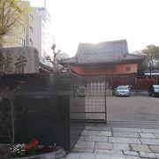 JR岐阜駅から10分程度の場所にあります。