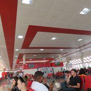 ハバナの小さな空港