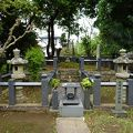 写真:足利茶々丸 北条時政の墓
