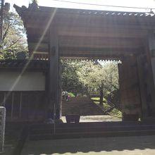 復元された北大手門
