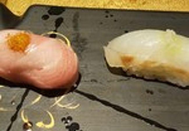 湯田温泉屈指の絶品高級寿司
