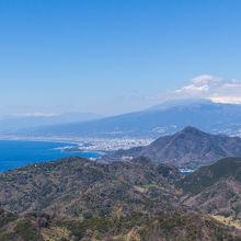 どこから見ても富士山はこんな感じ