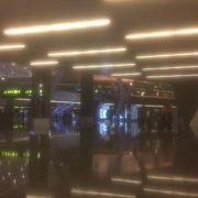 小さめの空港です