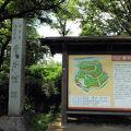 写真:菅谷館跡