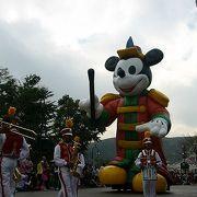 開演間もない香港ディズニーランドは、まだゲストになじんでいませんでした
