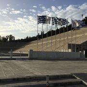 第1回オリンピックの競技場