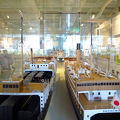 The former ship has just become a museum, it may be difficult to use for non-Japanese tourists