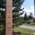 写真:草加松原遊歩道
