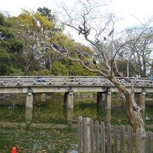 高倉橋 (京都御苑内)