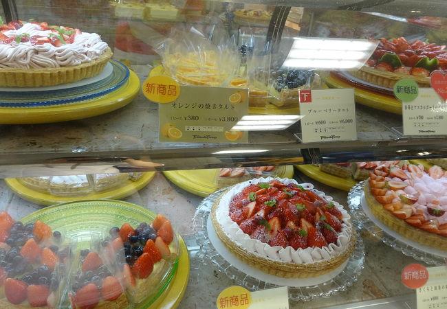 札幌市内にしかないケーキ屋さん!