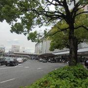 新幹線ホーム 迷路