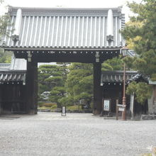 下立売御門 (京都御苑内)