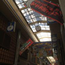 飛田本通商店街 (動物園前一番街)