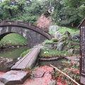 写真:小石川後楽園 円月橋