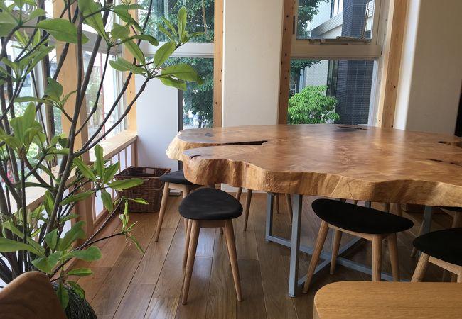 伊勢二見の御福餅のカフェ