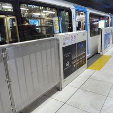 羽田空港第2ターミナル駅(東京モノレール羽田線)