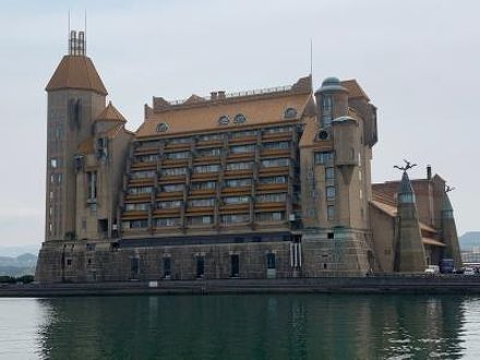 白浜温泉 ホテル川久 写真