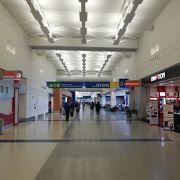 デルタのハブ空港のひとつです