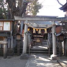 JR名古屋駅の北東のエリアにあります。