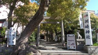 JR名古屋駅から南東のエリアにあります。
