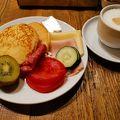 朝食がよかった