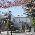 山形駅まで、新幹線10分、普通列車20分、バス50分