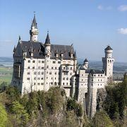 綺麗なお城