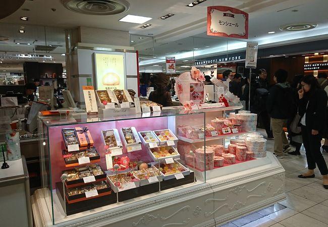 パティスリー モンシェール 東武百貨店池袋店