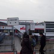 リューデスハイム~ザンクトゴアまでの乗船が1番の見どころ