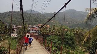 ムアンクアの吊り橋