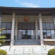 JR掛川駅の北側にあります。