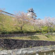 JR掛川駅から北に約15分程度です。